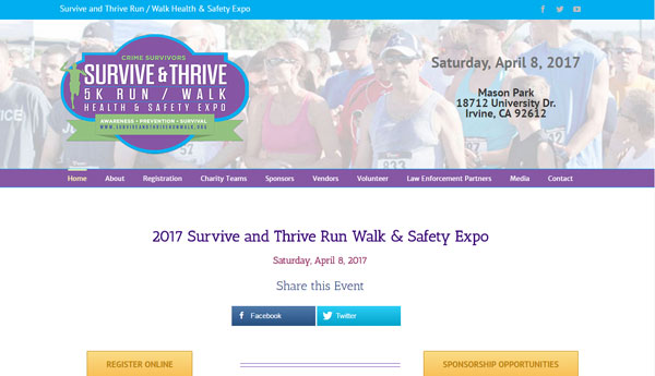 survive and thrive run